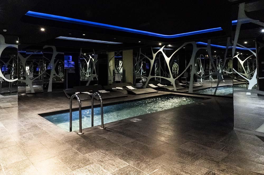 Wellness  U0026 Spa Arezzo Park Hotel